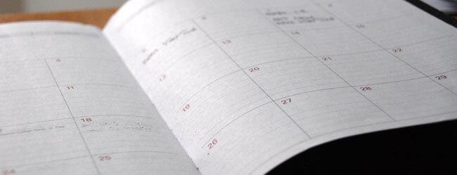 beneficios de bloquear tiempo en tu calendario